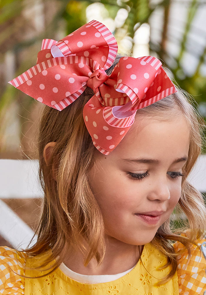 faa0389ff01 Heart Full of Love Bow - Matilda Jane Clothing